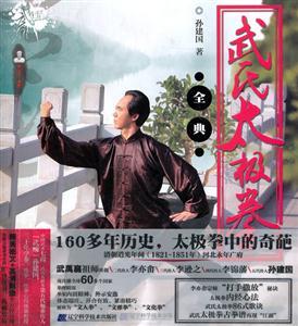 武氏太极拳全典-附赠DVD光盘1张