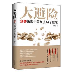 大避险-预警未来中国经济44个谜底