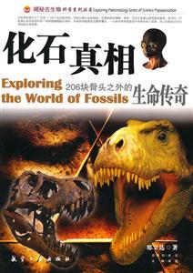 揭秘古生物科普系列叢書--化石真相:206塊骨頭之外的生命傳奇 四色印刷