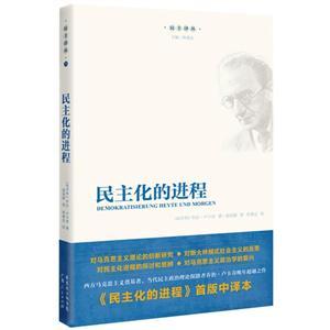 民主化的进程-首版中译本