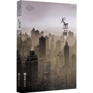 天黑前-文汇・麦杰珂新锐作家系列