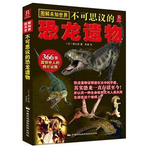图解未知世界不可思议的恐龙遗物-366张震惊世人的照片证据