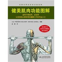 健美肌肉功能图解
