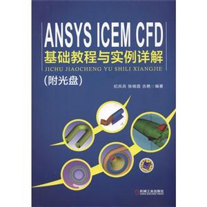 ANSYS ICEM CFD基础教程与实例详解 含1DVD