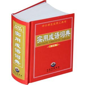 实用成语词典 修订版