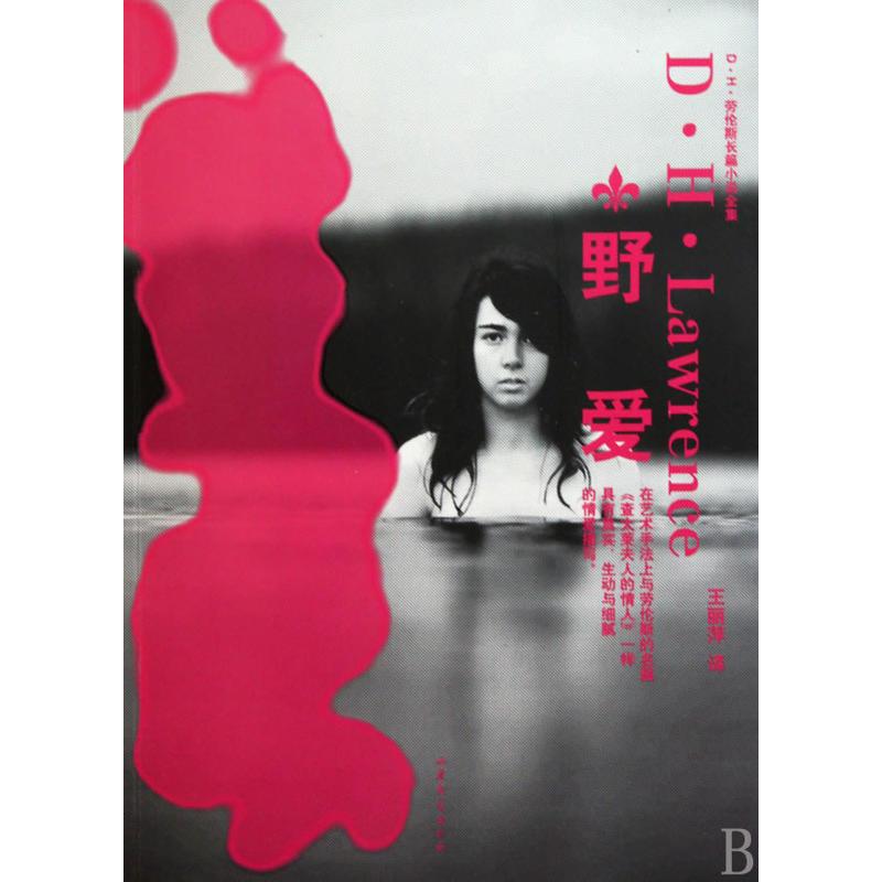 野爱-D.H.劳伦斯长篇小说全集