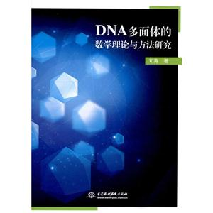 DNA多面体的数学理论与方法研究