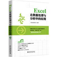 Excel在数据处理与分析中的应用