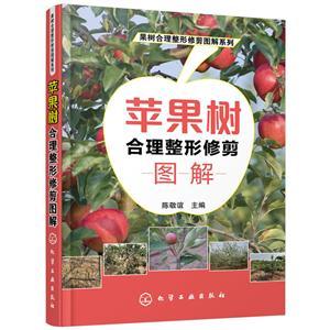树合理整形修剪图解系列苹果树合理整形修剪图解 果树合理整形修剪