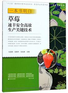 一本书明白草莓速丰安全高效生产关键技术