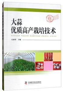 大蒜优质高产栽培技术