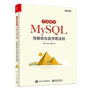 千金良方:MYSQL性能优化金字塔法则