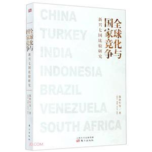 新兴七国比较研究:全球化与国家竞争