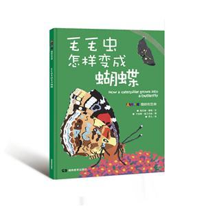 毛毛蟲怎樣變成蝴蝶-奇妙的生命